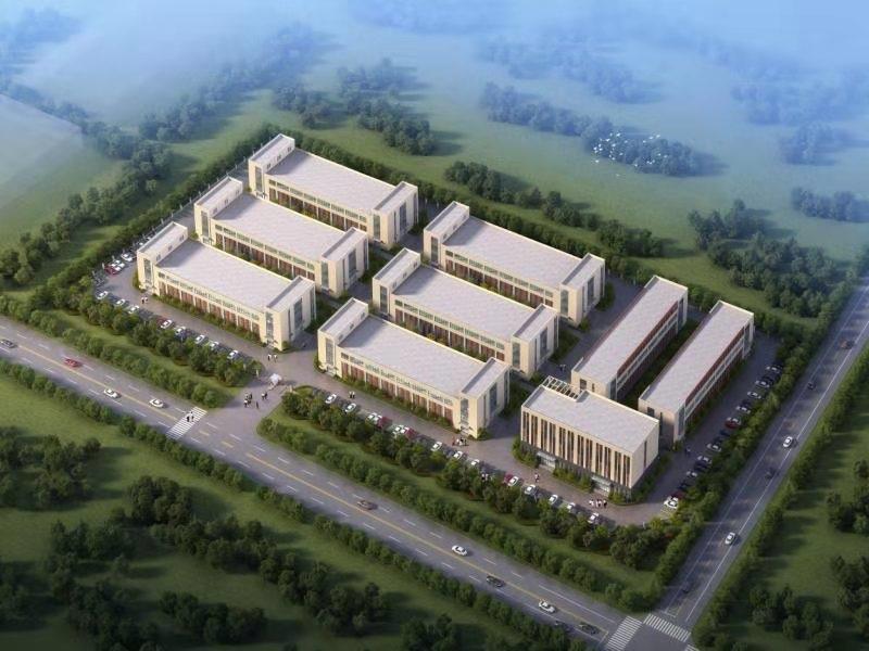G2510 苏州张家港 独栋新建厂房出售  张家港妙桥智造产业园  双层4577平米 三层3825平方米