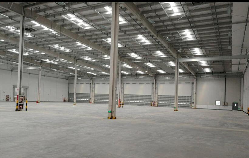 南京江北新区六合开发区标准仓库出租 71000方 可分割出租