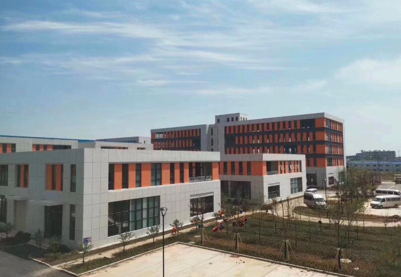南京江北新区六合 龙池 园区全新标准厂房及研发楼50独立年产权出售
