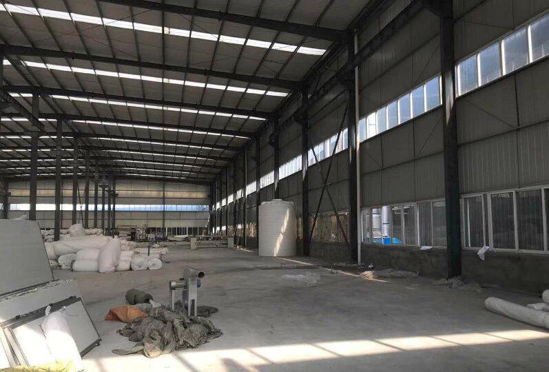 南京-滁州来安汊河经济开发区长宁路 2万平方 钢结构单层厂房 可装行车 可分租