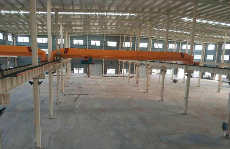 南京-滁州来安汊河经济开发区江浦路 4000平单层厂房出租 带行车