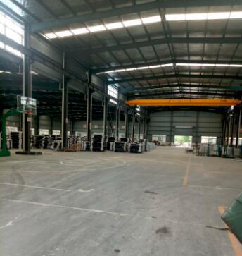 江宁实禄口陆郎荷花社区独院单层钢结构机械厂房5650平米