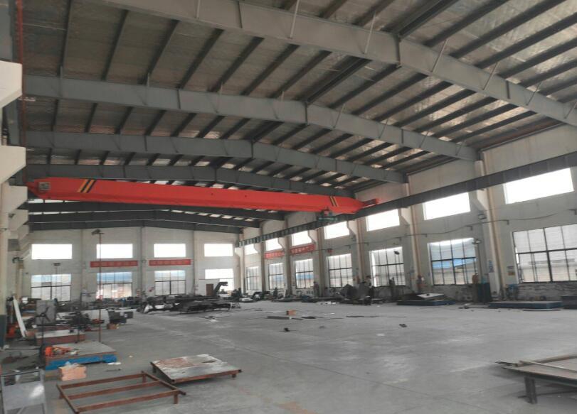 江宁禄口陶吴工业园独栋单层砖混结构机械厂房出租 1286平米