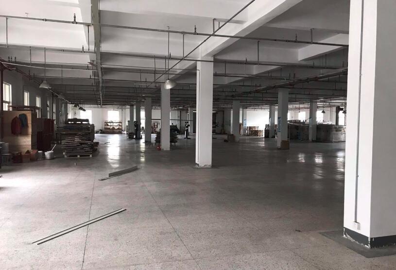 南京江宁陶吴一楼厂房1800平有消防喷淋有排污管道厂房出租