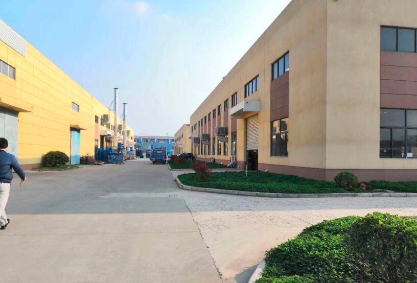南京江宁禄口单层钢结构厂房出租 2000平有行车