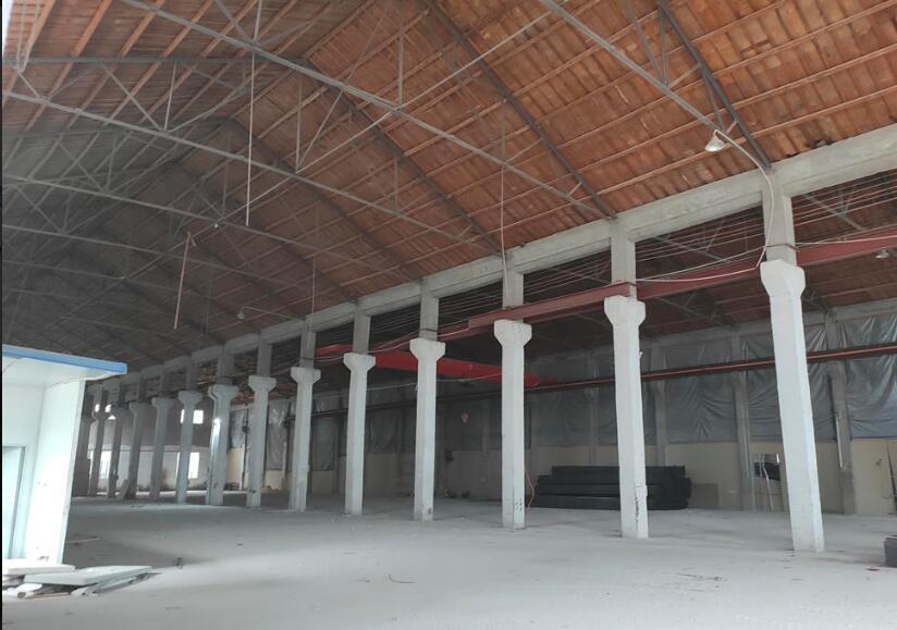 南京江宁将军大道陆郎出租独栋厂房3000平方有5吨行车