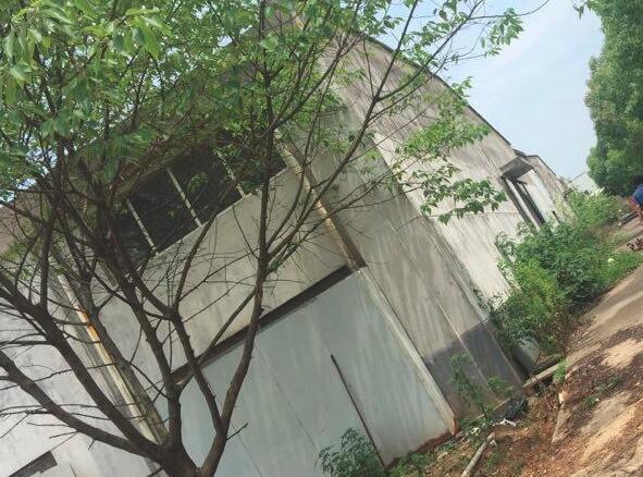江宁淳化工业独门独院单一层14000方厂房出售