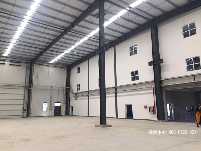 G2563 奉贤浦东国家级上海临港产业区 4800平 10400平 高标准新建单层厂房出租 接受预订 比邻特斯拉 三一重工