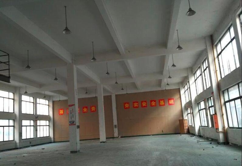 松江九亭盛龙路一手房东无公摊面积厂房仓库出租 1400平底层厂房可分割350平起
