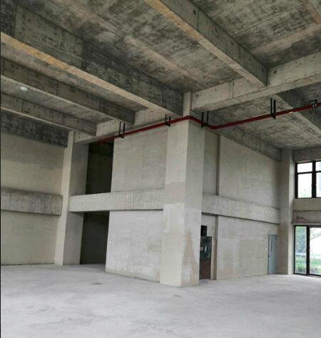 松江经济技术开发区西区内 G60产业综合体   104地块   7.2米超高层高   独栋双拼 1400平起出售 350平起出租