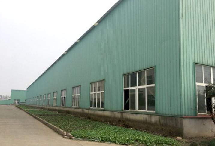 A8377  江苏省扬州市(高邮市三垛镇)4万平方米带行车厂房 出租出售 出租可分租