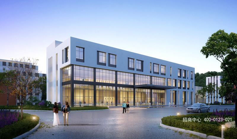 G2592 南京城市圈 马鞍山中欧国际智造产业园850-2200平 单层双层三层标准厂房出售