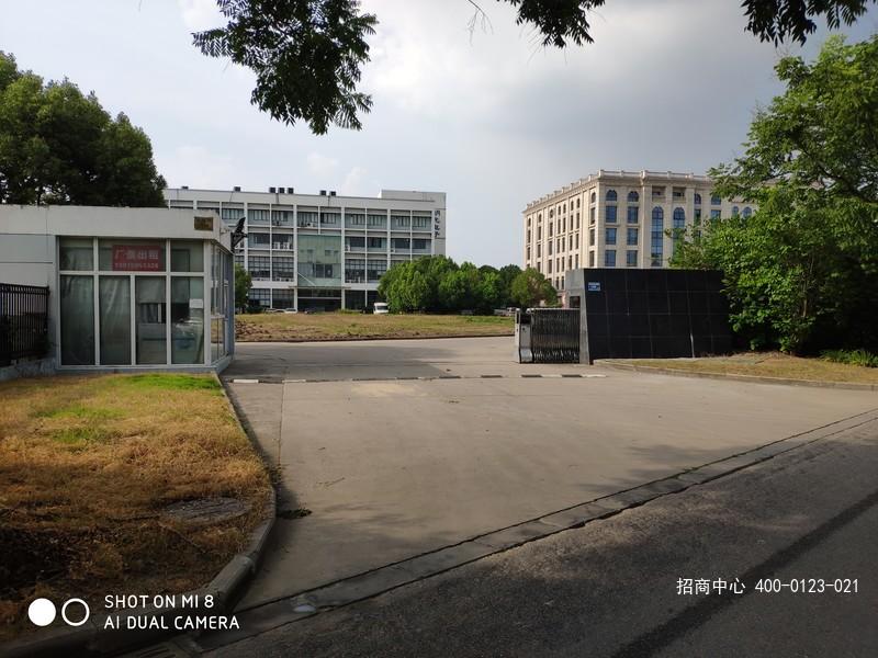 G2596 南京江宁开发区燕湖路 3202方 双层厂房出租 带精装办公楼 已装修厂房