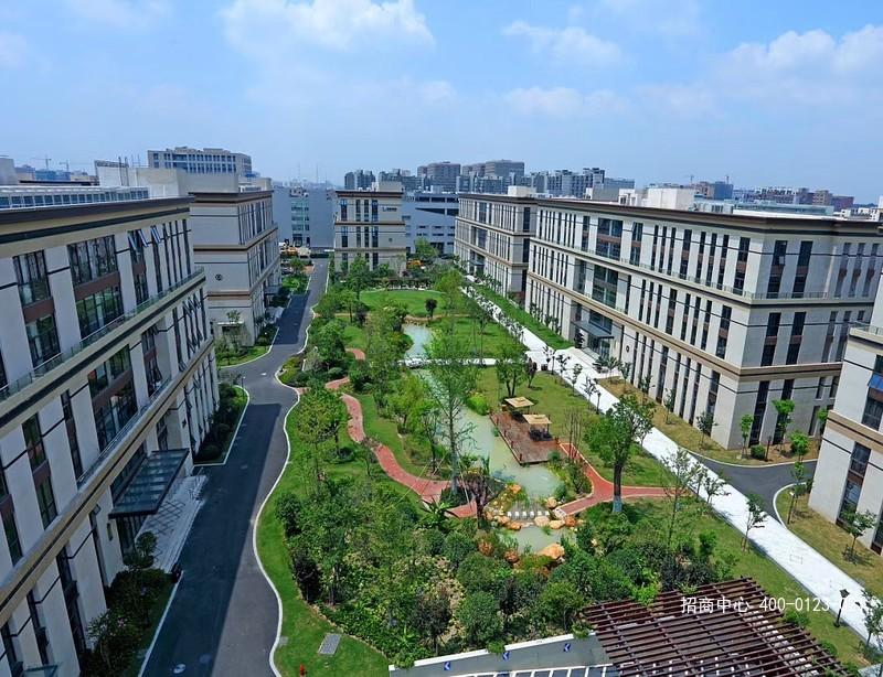 G2601 闵行联航路 浦江智地精品商务园 150平方米起可分割出租 研发办公电商仓储 组装加工均可