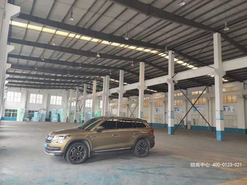 G2658 嘉定区外冈工业园 单层厂房出租 2000平起租 可装行车 优惠出租