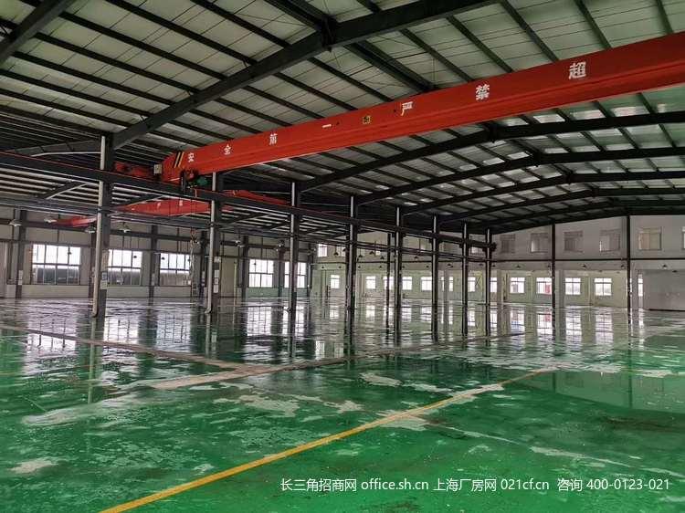 G2672 浦东新区南汇工业区陶桥路沪南公路 茂德广场附近 单层630平、2400平、5181平可分割出租