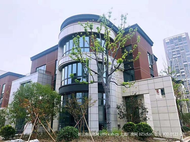 G2674 杭州市余杭经济开发区兴中路 省级示范园区科技园现房厂房研发楼出售 高层 独栋均有 5600元起