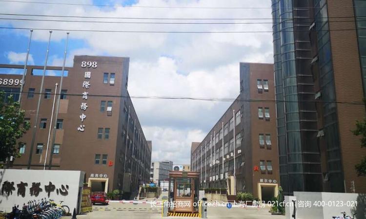 G2675 松江区九亭镇九泾路 精装修厂房办公楼仓库研发楼出租 45平起租