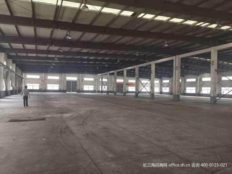 G2731 浦东祝桥周祝公路靠近申江路单层厂房出租 可分租