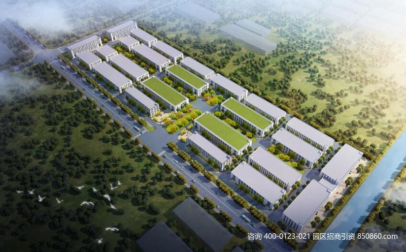 G2746 南京都市圈滁州来安科技产业园  厂房出售 研发楼出售  联东U谷