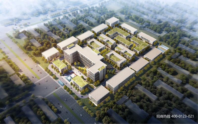G2771 南京浦口桥林工业园区 厂房研发办公楼出售  650平米起可分割出售 中南高科 4700元/平起