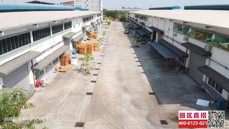 G2783 缅甸仰光南区工业城 钢结构单层厂房仓库出租 500平起租