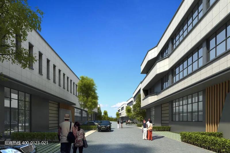 中南高科·扬中智能制造产业园 江苏镇江扬中研发办公厂房出售