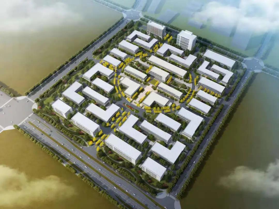 中南高科·锦祥智能制造产业园 合肥肥西 独栋、分层厂房出售 独栋3层1800平   独栋5层3000平   分层620平  厂房售价可谈