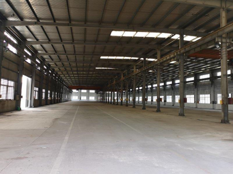 G2844 青浦工业区重固崧复路1588号东南侧一楼180平仓库出租 年租金8万