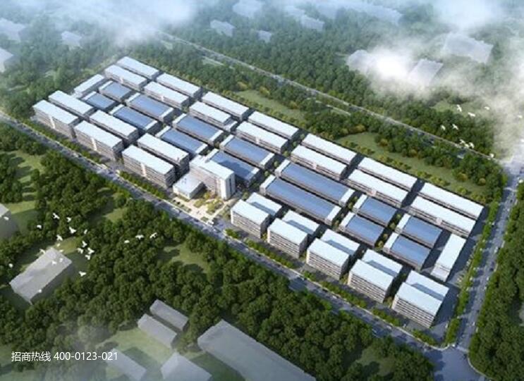 G2858中昊港创/南通如皋装备制造产业园 单层行车厂房出售1300平起 双层四层厂房1200平起