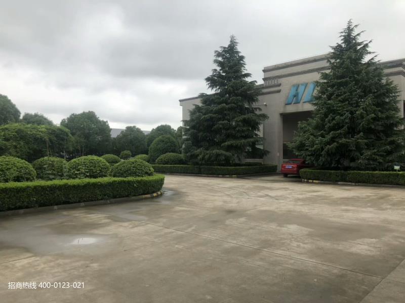 G2867苏州昆山市淀山湖双和路7000平双层厂房可分割出租