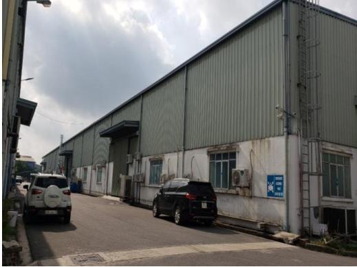 越南新加坡工业区 越南河内 西北发展区 1300平方米单层厂房出租