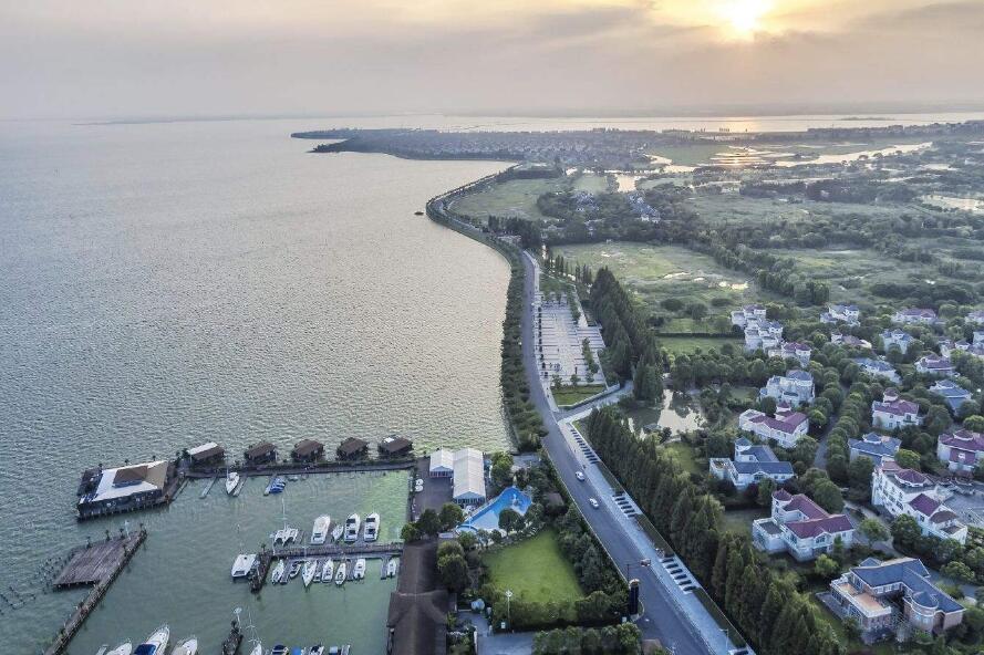 苏州昆山淀山湖 开发区政府一手工业用地出售招商 20亩、40亩、69.5亩均有 外资企业优先