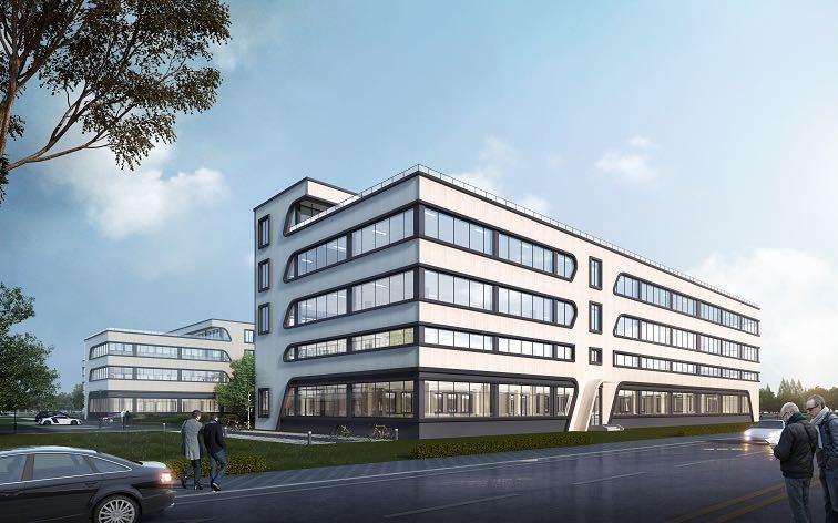 车创·南京创新港 六合三层3.5层标准研发厂房出售招商 1700-2000平方米