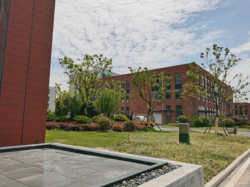 南通通州湾双层框架结构厂房出售 1600平方米 上下各800平方米 长三角稀缺独立产权小面积双层厂房