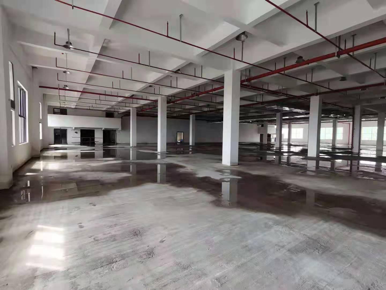 苏州昆山玉山镇国家级开发区独栋厂房出租,配电充足 9000平方米 4层 可分租