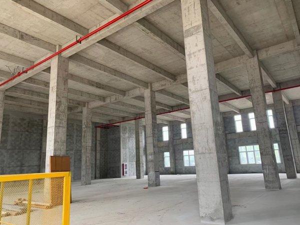 4500元/平 苏州常熟董浜 2200平双层厂房招商出售 每层1100平 首层8.1米 二楼4.5米承重800kg/平 装配好二部货梯二部客梯