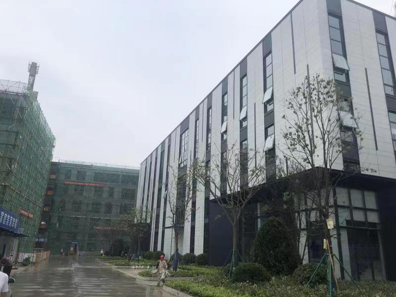 中南高科·武汉江夏生命科学城  武汉光谷南大健康板块启动核心区 标准厂房出售招商1600平起 三层四层框架厂房出售