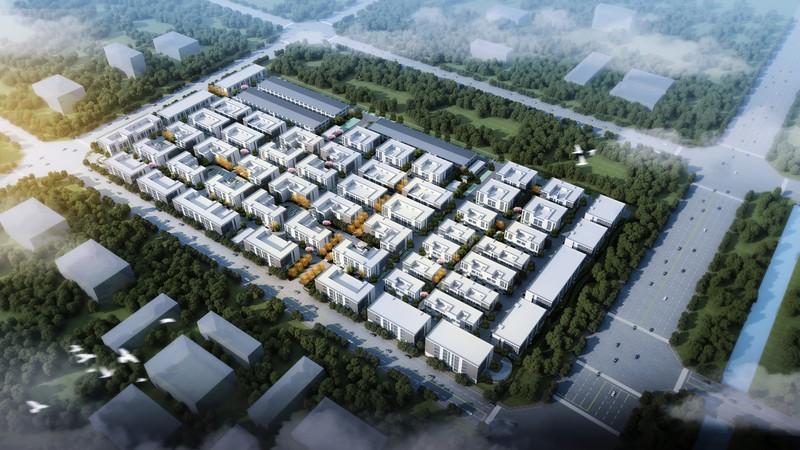 中南高科 山西太原晋中智造未来城产业园 2层3层厂房出售招商 1200平起 研发办公700平起