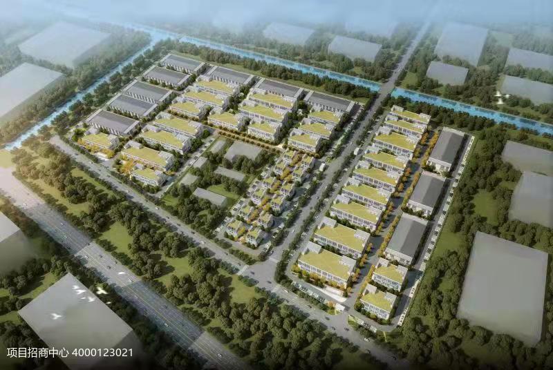南通如东县洋口港省级食品产业园 单层双层三层厂房出售1320平起 有蒸汽!有排污!