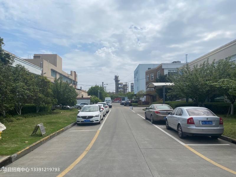 闵行区梅陇镇双柏路新空出办公厂房出租 一楼1170平 可分割 仓库、办公、展厅、研发等各类加工