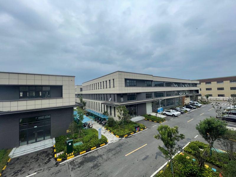 无锡 中南高科宜兴和桥高端装备产业园厂房招商出售 1800-5400平3层厂房